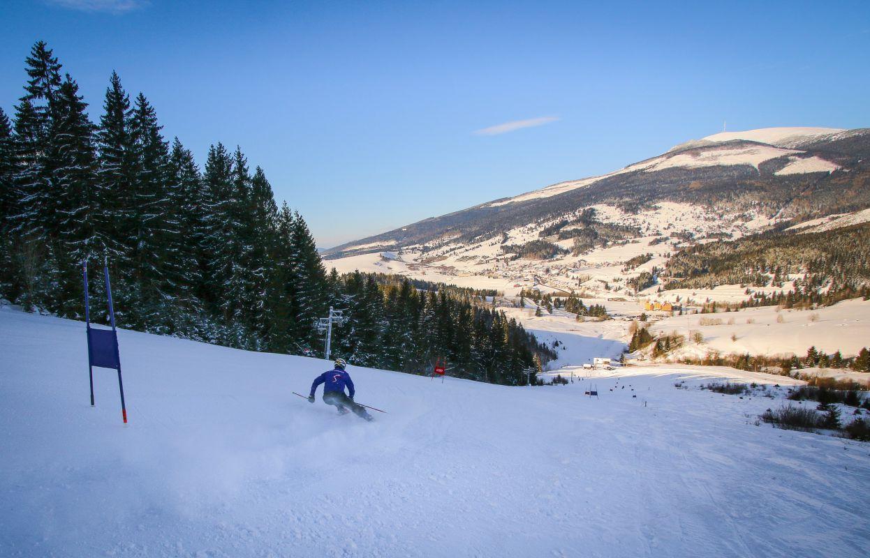 Lyžiarske stredisko Ski Telgárt